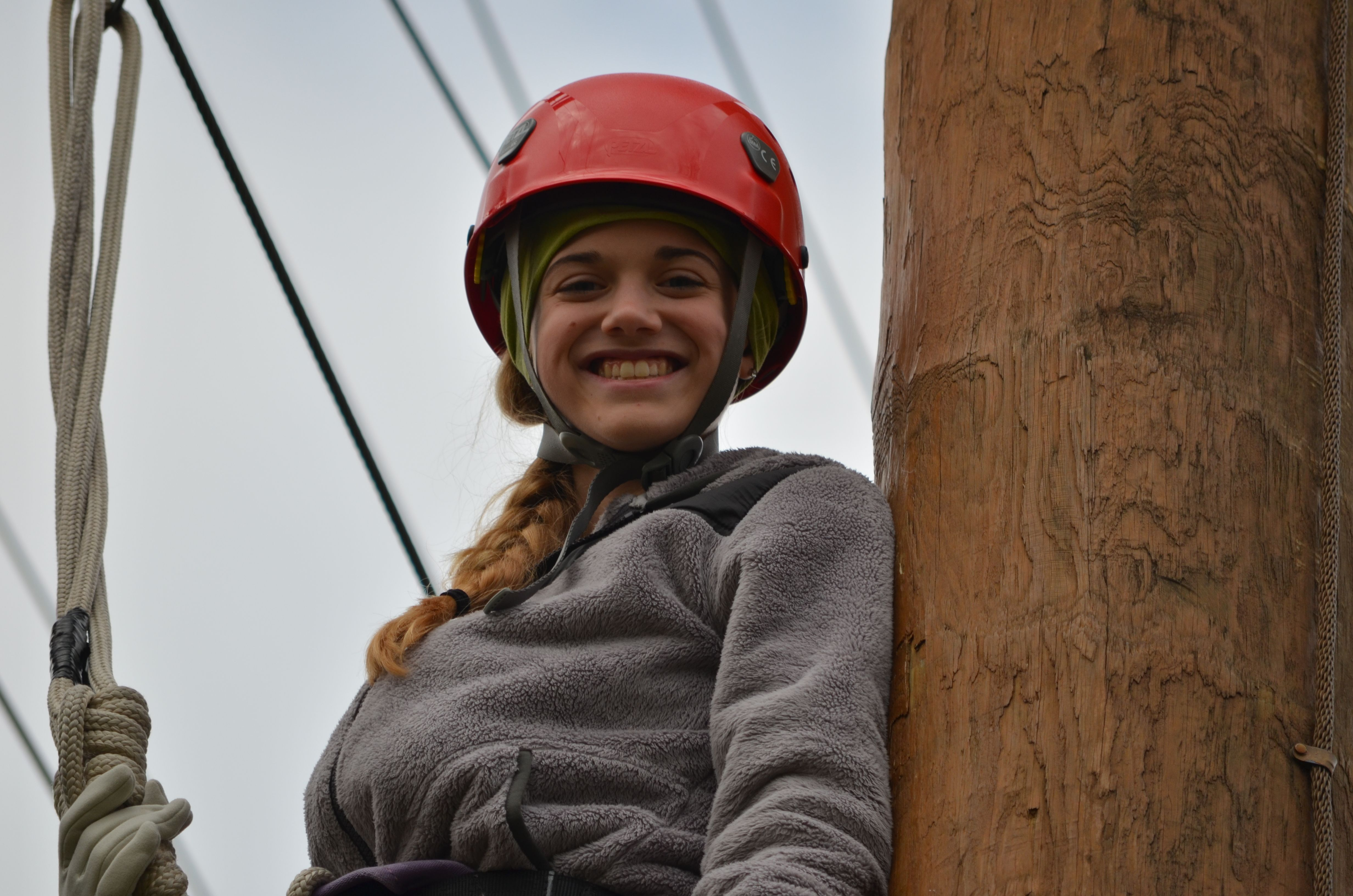 HBHA Students Challenge Themselves Outside of the Classroom