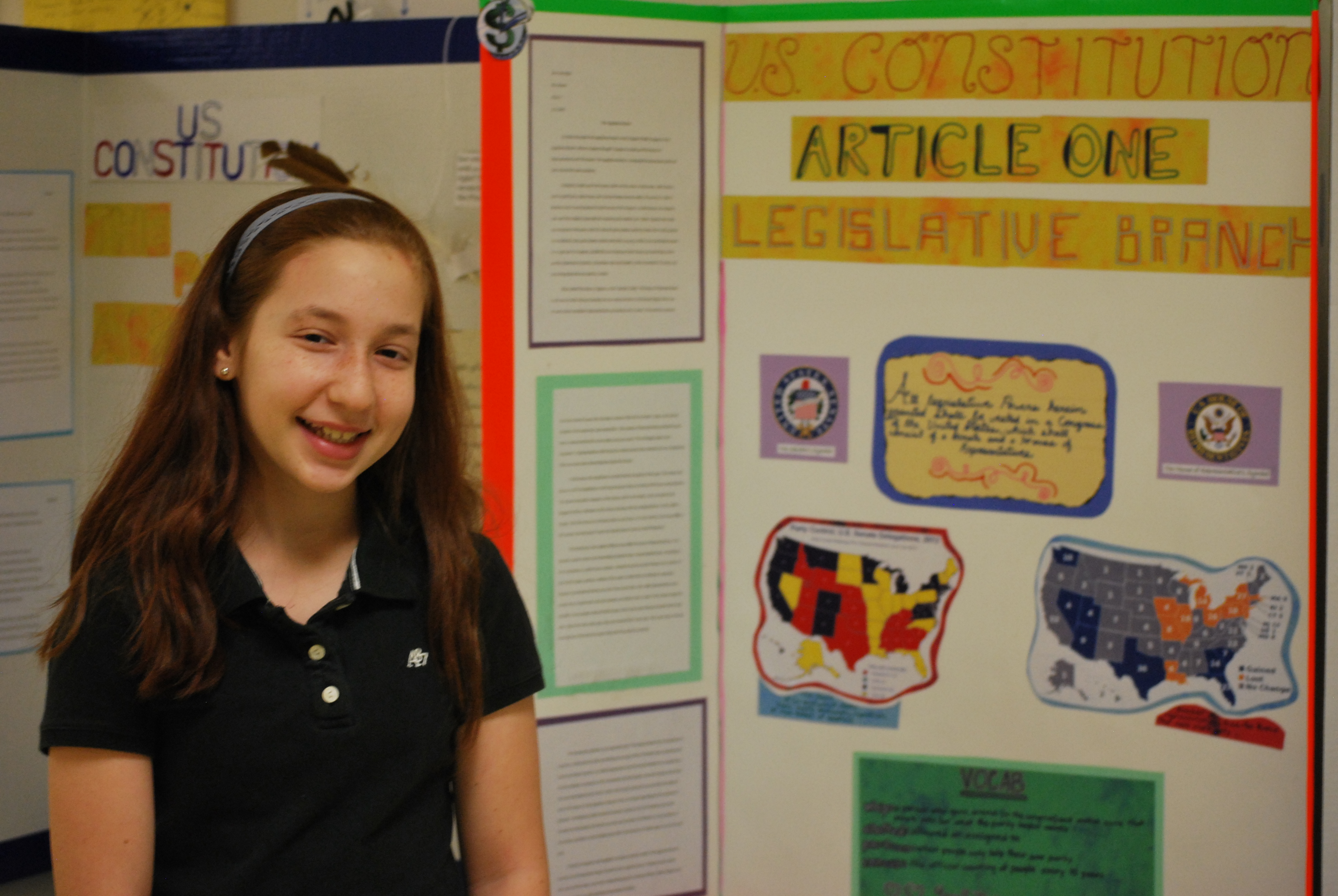 Seventh Graders Study the U.S. Constitution | RampageWired