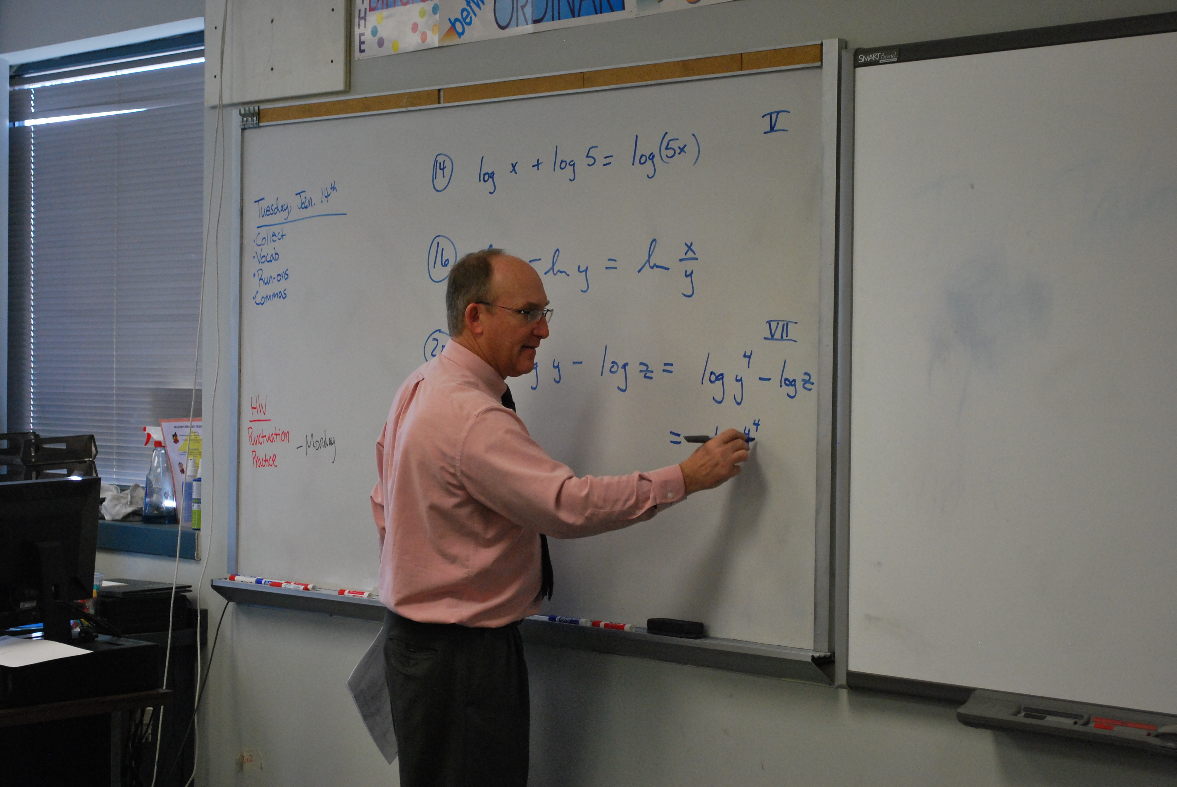 Brian Balman Brings His Love For Math to HBHA