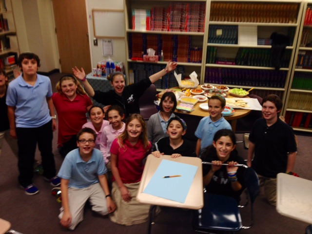 Sixth Grade Fiesta