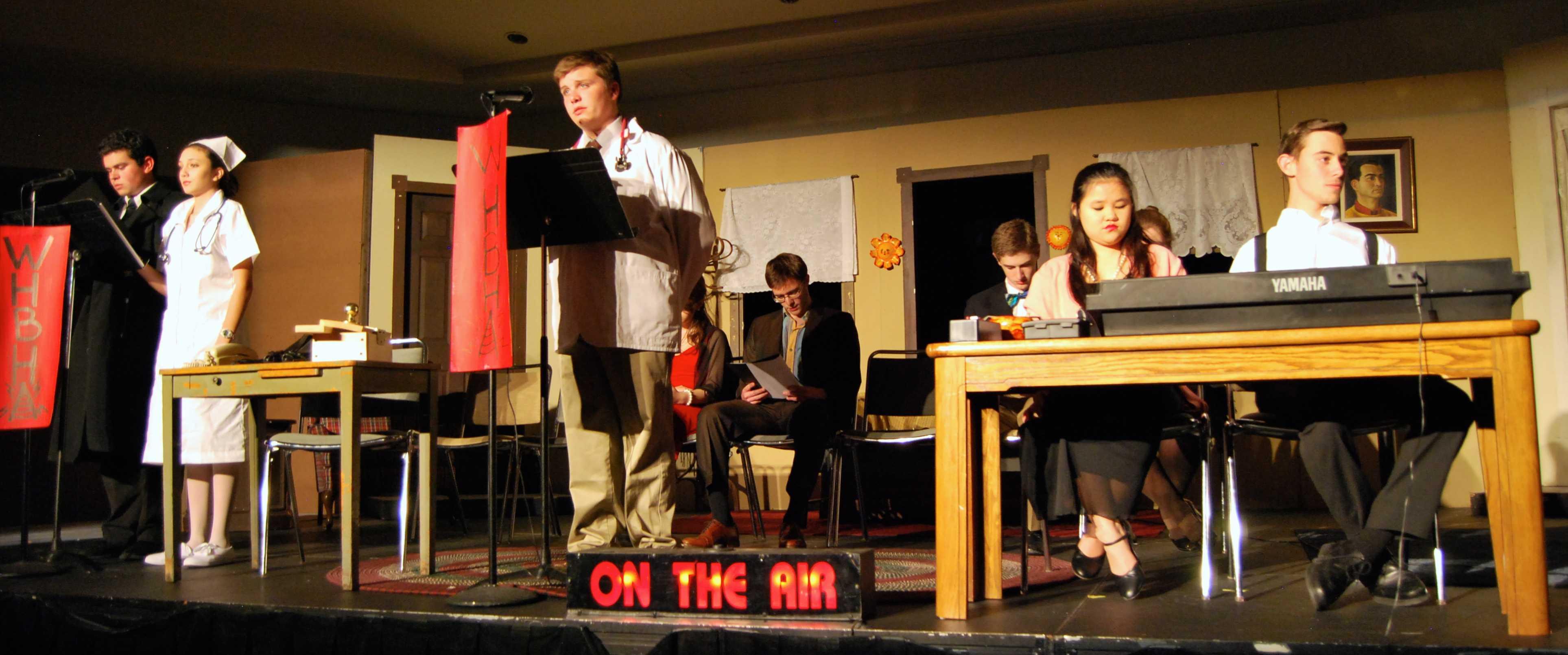 HBHA Drama Society Presents: Night of Mystery