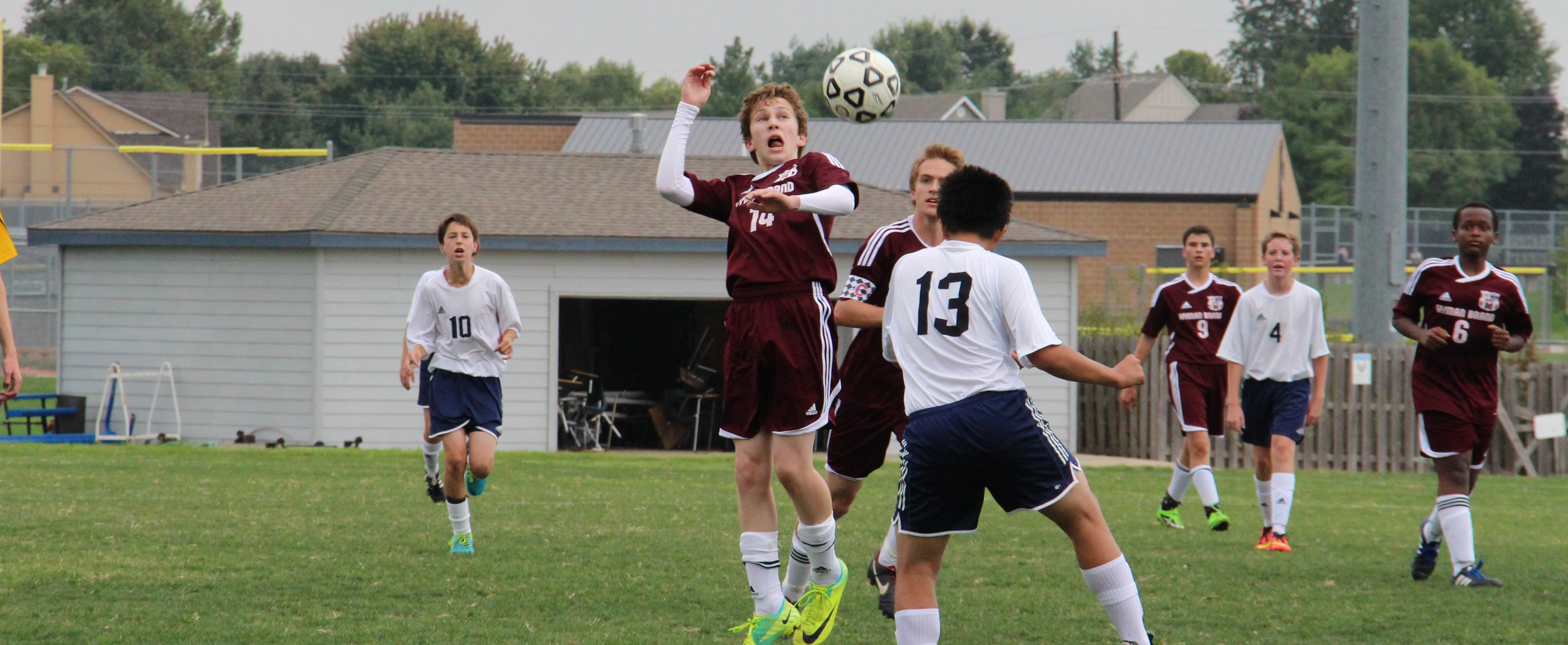 HBHA Soccer, Tennis, and Cross Country Update