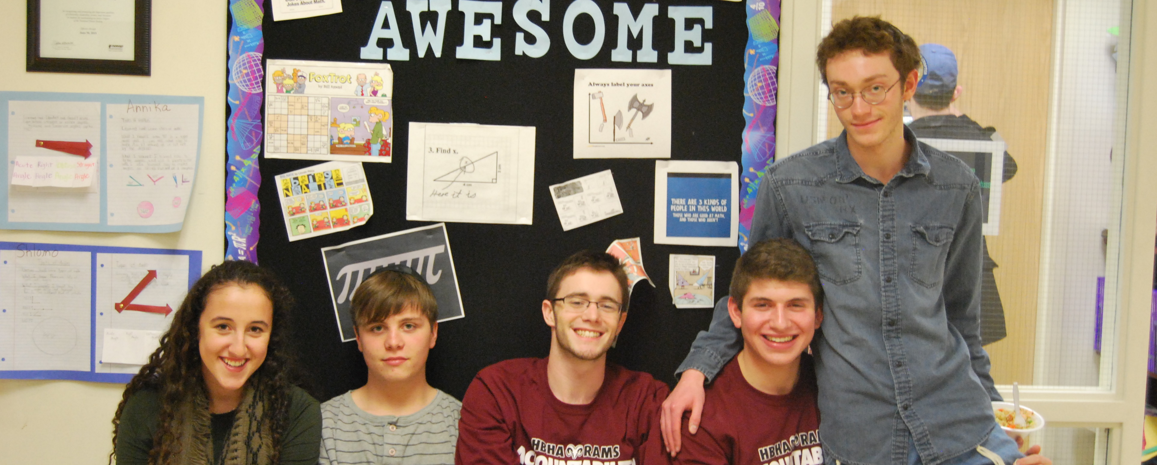 HBHA Students Hold Leadership Roles in Local Youth Groups