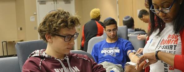 HBHA Blood Drive Draws in both New and Returning Donors