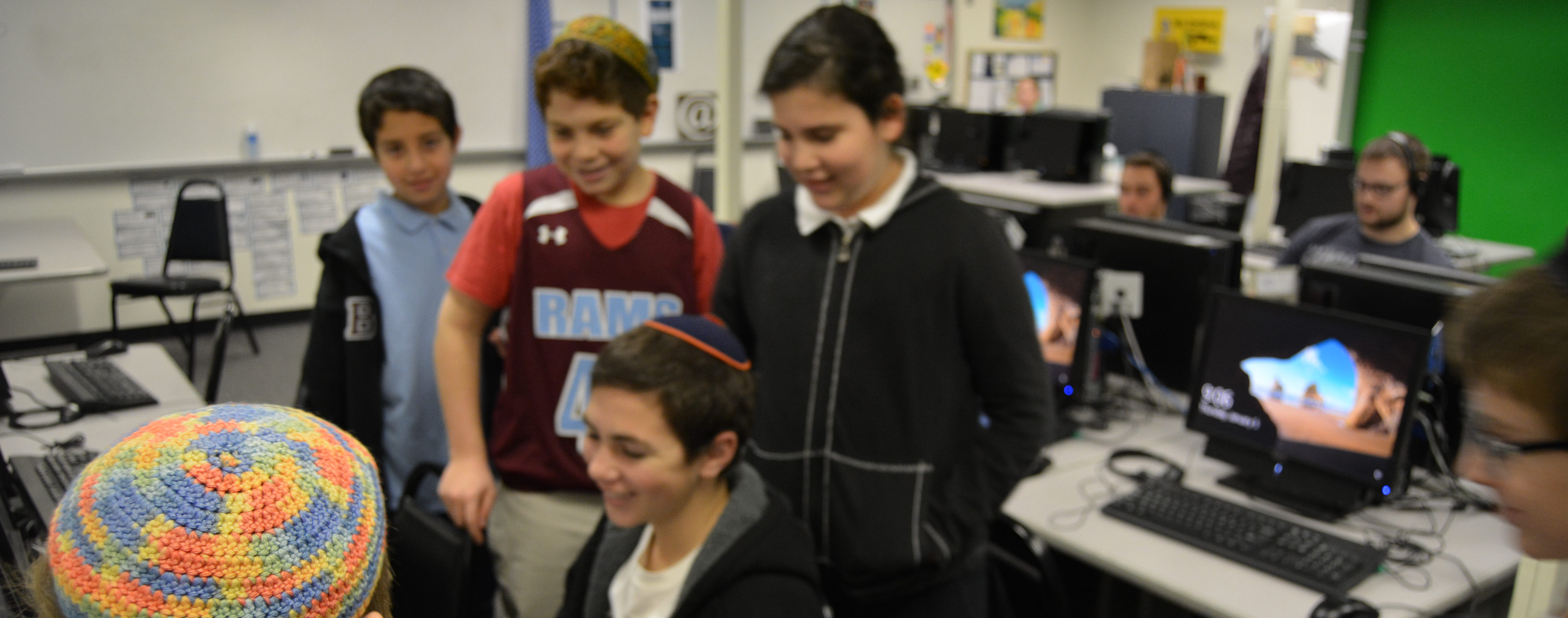 Fifth Graders Look Ahead to Winterims Next Year