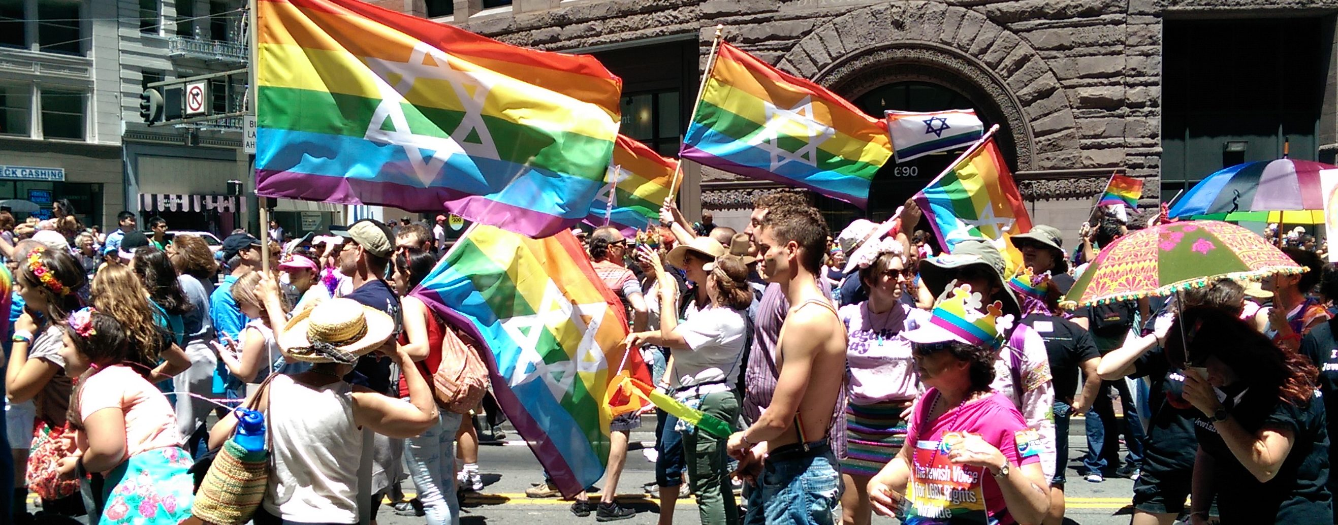 """LGBTQ Jew?"" – New Winterim Offering Sparks Conversation on LGBTQIA Inclusivity at HBHA"