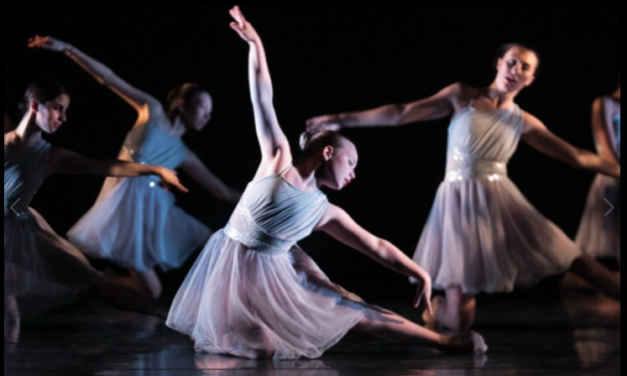 Balancing Ballet and School Keeps Dancers on Their Toes