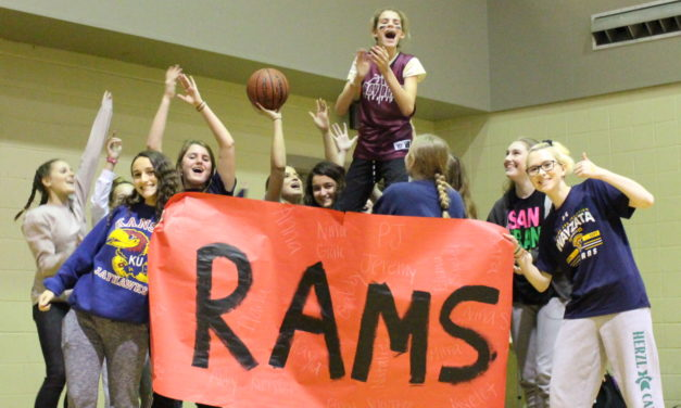 The Rams are Back and Eager to Get on The Court