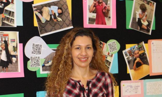 Teaching with Love: Tami Sal, HBHA's New Hebrew Teacher